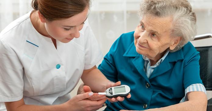 Diabetic Care for Seniors