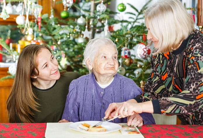 Holiday Caregiver Stress Coping