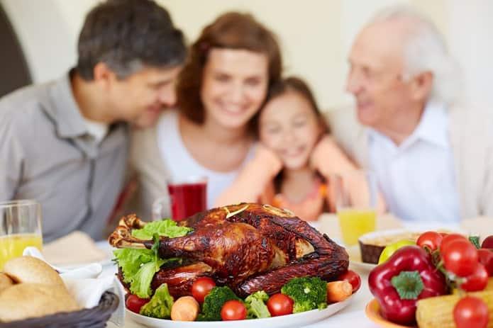 Senior Holiday Health
